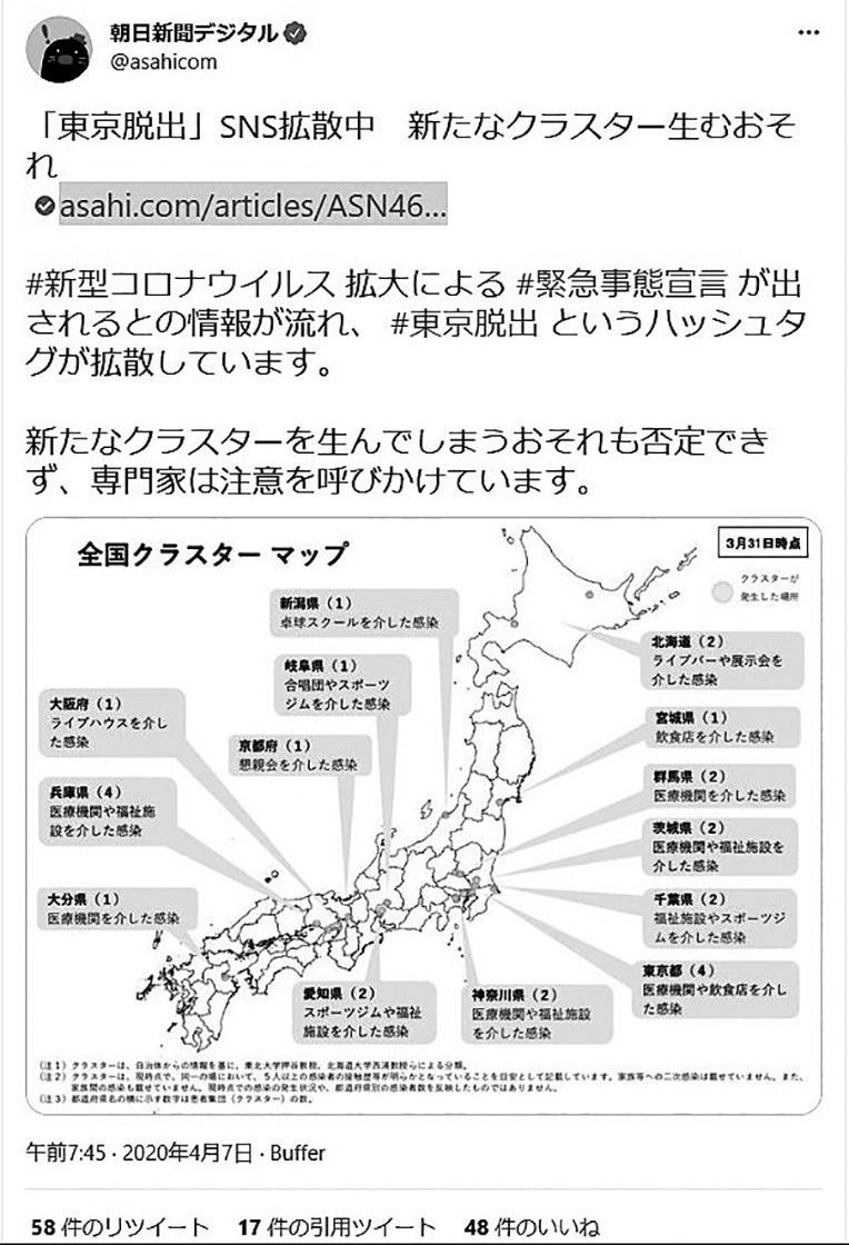 図1_朝日新聞デジタルによる2020年4月7日のツイート.jpg